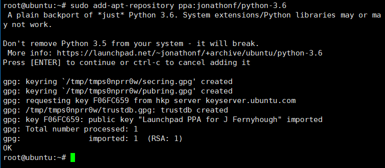 《Ubuntu16.04 desktop 怎样安装Python3.6》